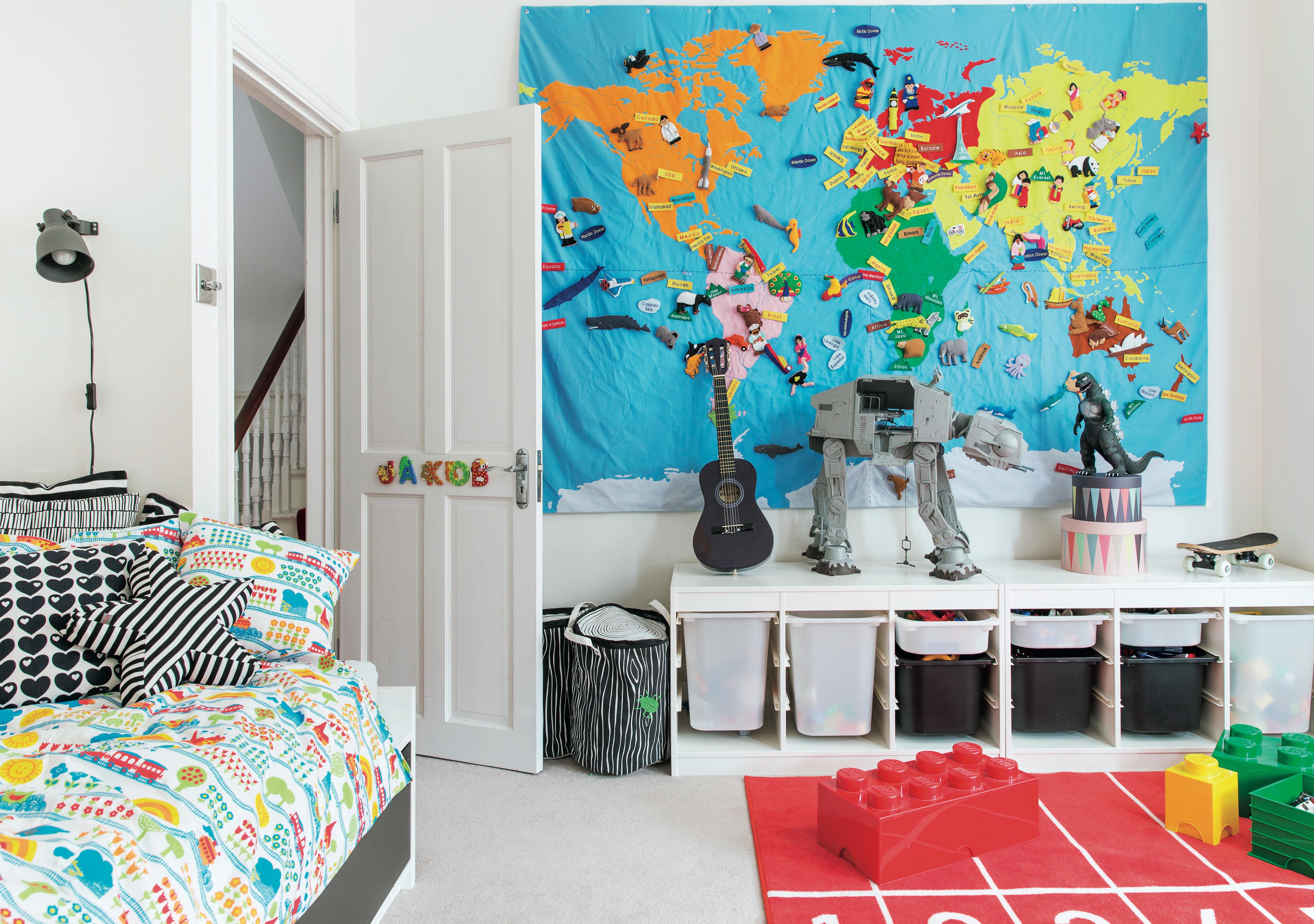 raum f r tr ume fantasievoll wohnen mit kindern knesebeck verlag. Black Bedroom Furniture Sets. Home Design Ideas