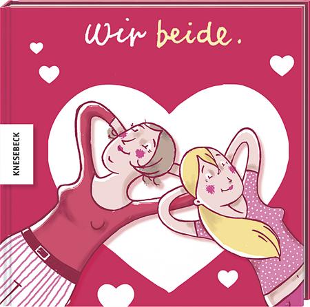 Wir Beide Das Erinnerungsalbum Für Mutter Und Tochter Knesebeck