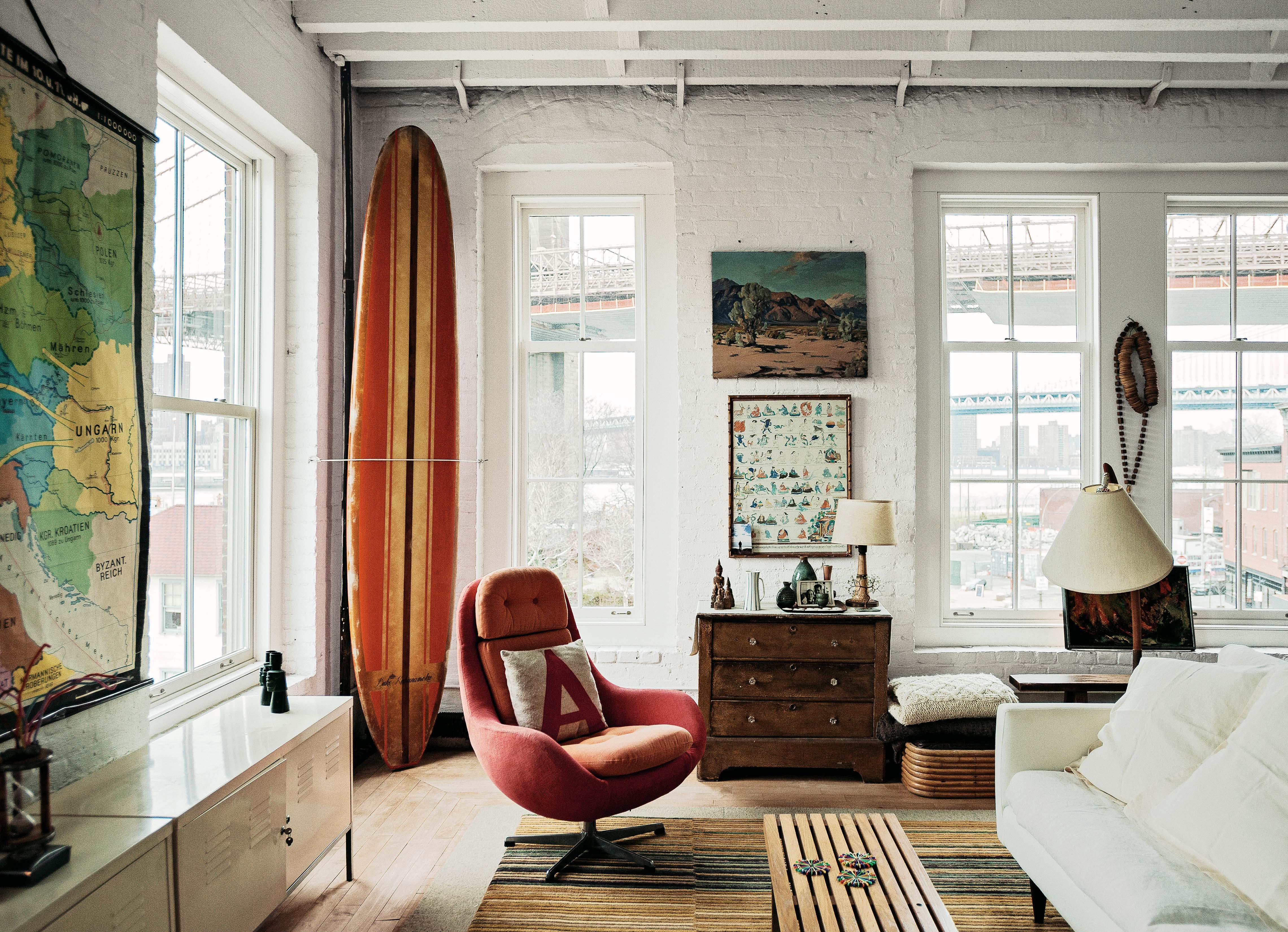 brooklyn interior wohnen am coolsten ort der welt knesebeck verlag. Black Bedroom Furniture Sets. Home Design Ideas