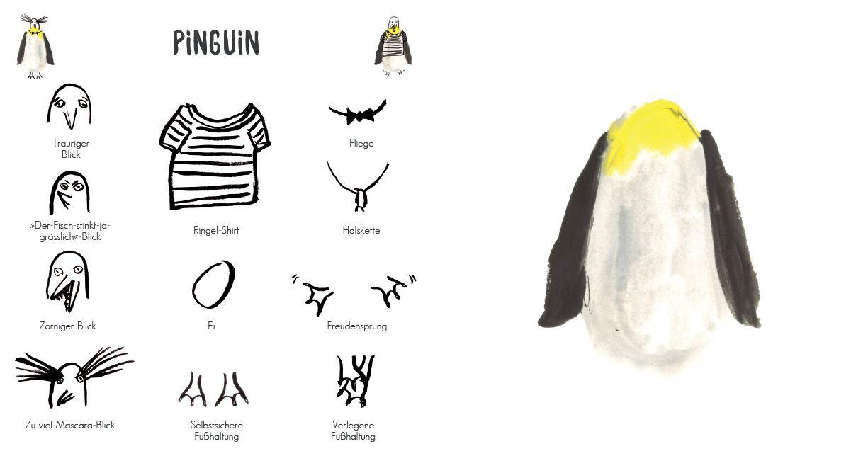 Tiere Zeichnen Fur Angsthasen Und Faultiere Knesebeck Verlag