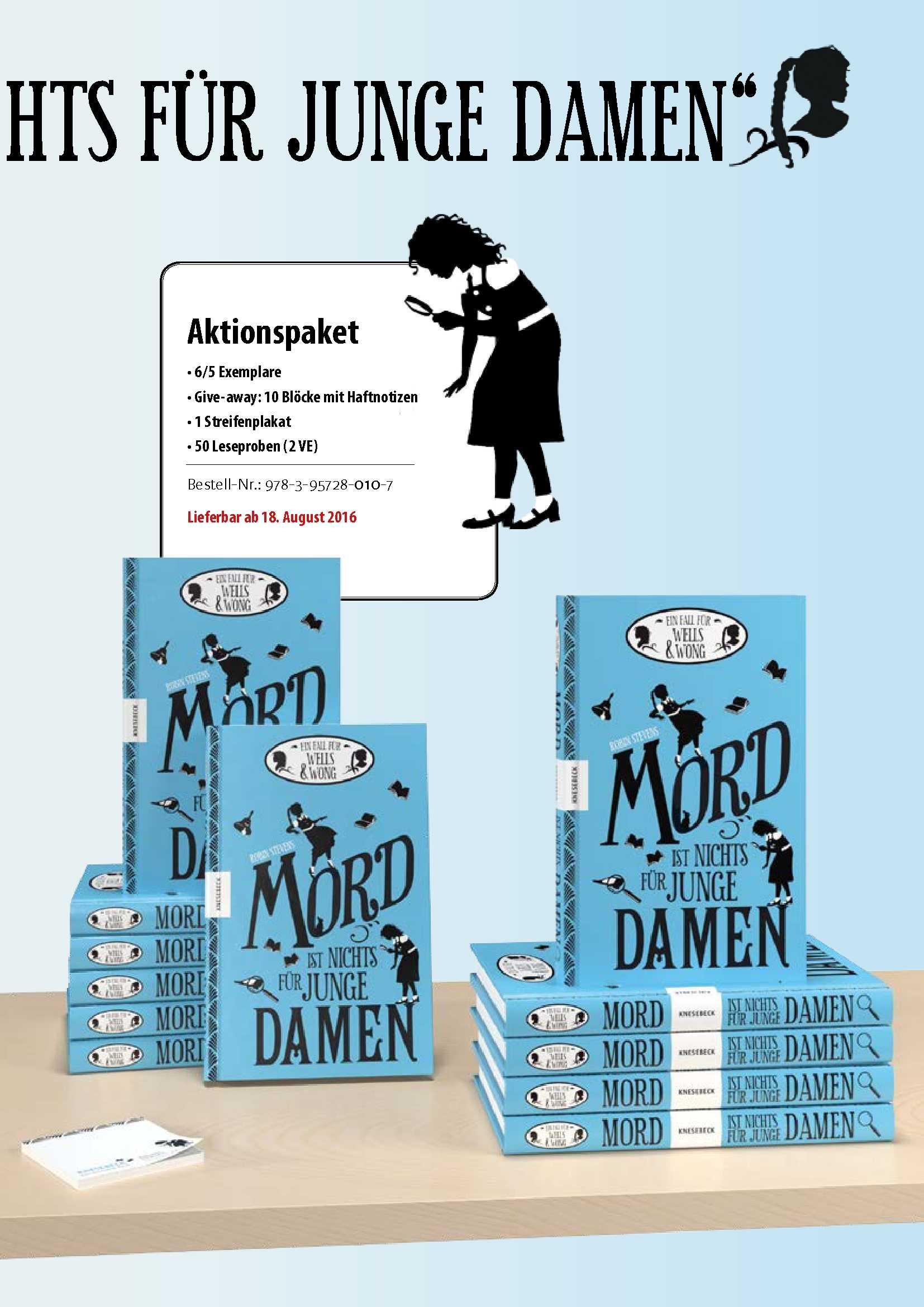 Buchhandelsaktionen Knesebeck Verlag